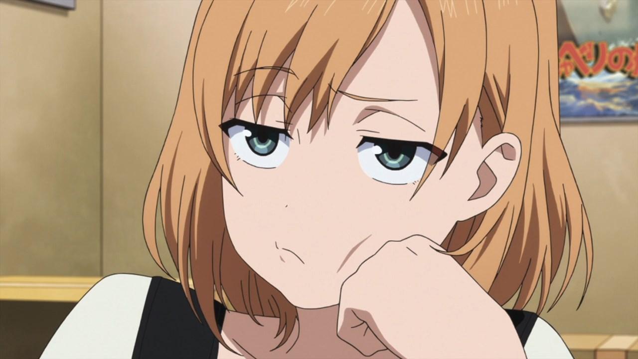 Hauptcharakter Aoi Miyamori stürzt sich mit dem Elan der Jugend in ihren Traumjob als Produktionsassistentin