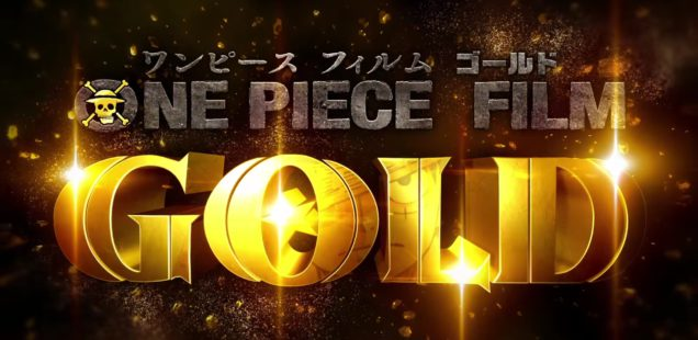 Ich sah... One Piece Gold